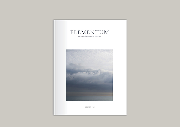 Elementum Journal Edition 1 Cover Photo