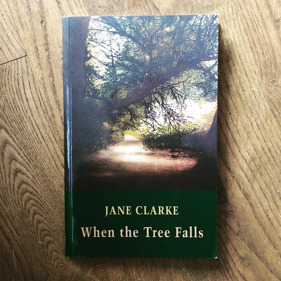 When the Tree Falls – Jane Clarke