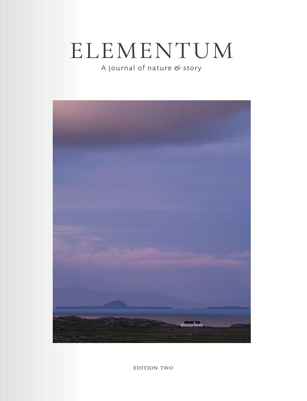 Elementum Edition 2 Cover