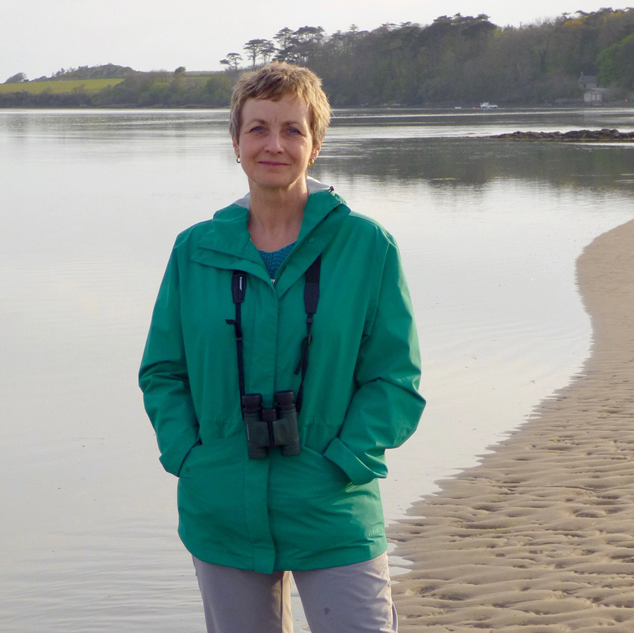 Photo of Mary Colwell, author of Curlew Moon