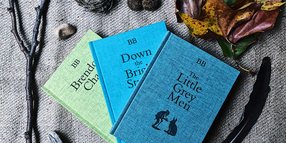 'The Little Grey Men' and 'Down the Bright Stream'