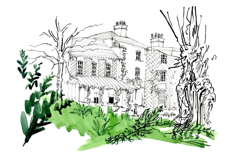 Down House – Darwin's Garden Legacy